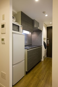 RESIDENTIAL HOTEL B:CONTE ASAKUSA Private Kitchen