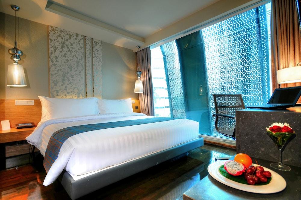 시트러스 수쿰윗 13 바이 컴패스 호스피탈리티(Citrus Sukhumvit 13 by Compass Hospitality) Hotel Image 8 - Guestroom