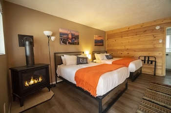 Cabin, 2 Double Beds