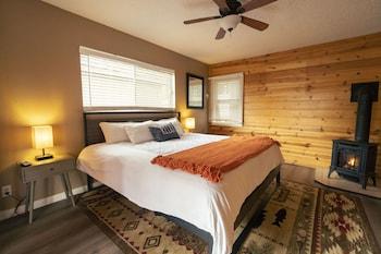 Deluxe Cabin, 1 Bedroom, Non Smoking