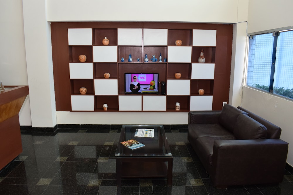 레드 루프 인 나탈(Red Roof Inn Natal) Hotel Image 11 - Reception