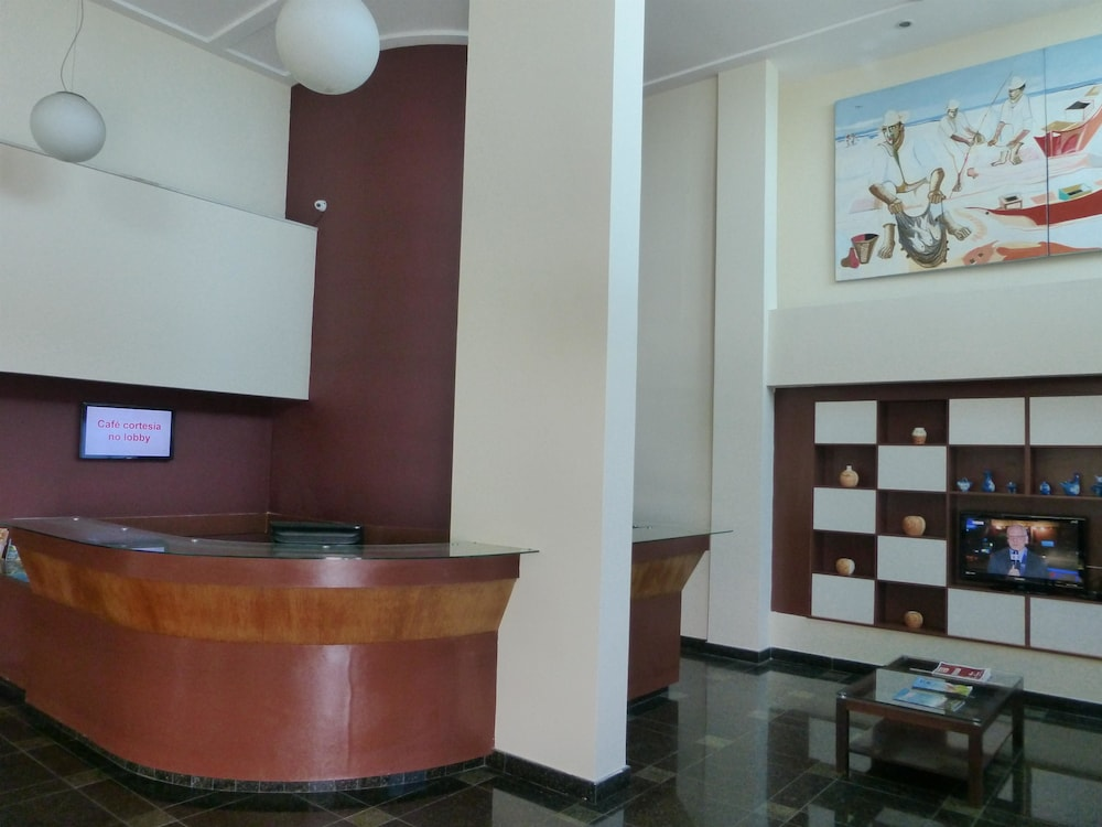 레드 루프 인 나탈(Red Roof Inn Natal) Hotel Image 4 - Lobby