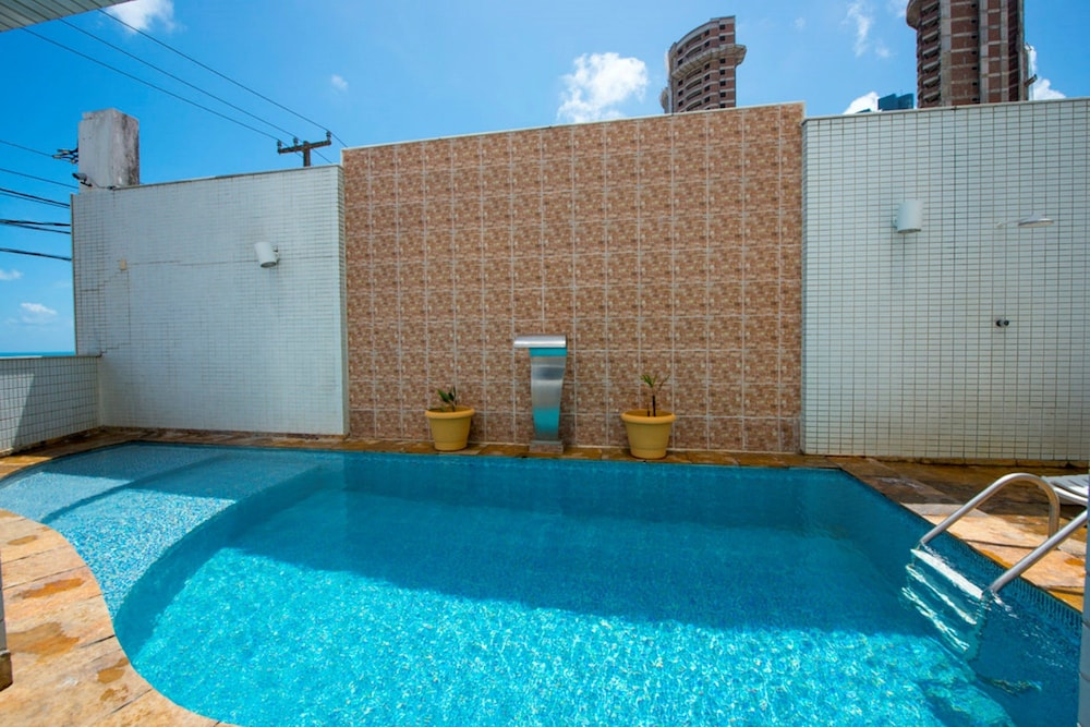 레드 루프 인 나탈(Red Roof Inn Natal) Hotel Image 5 - Pool