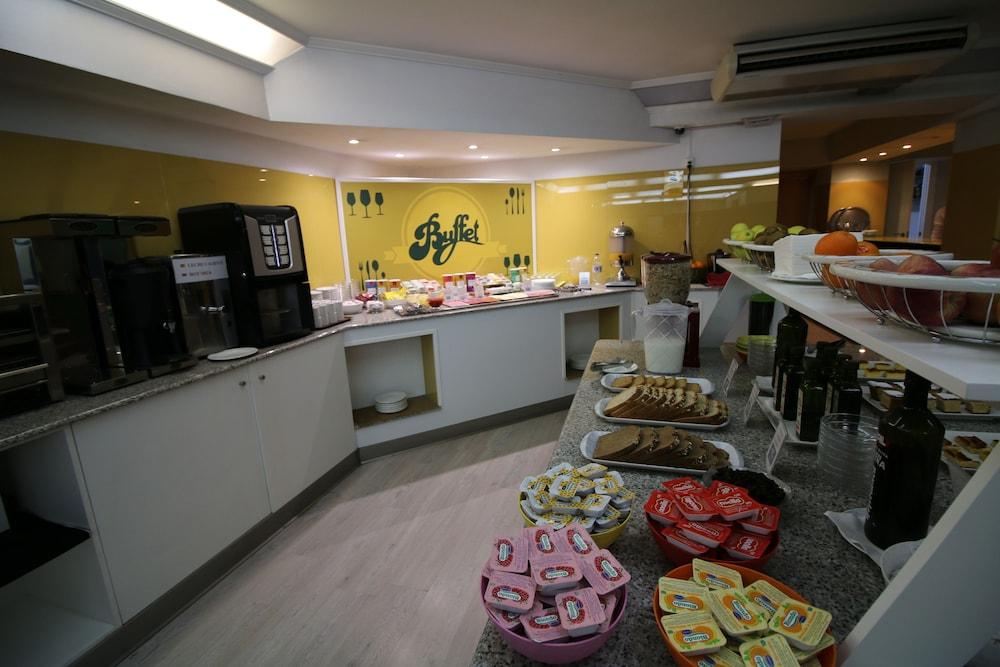 네스트 스타일 산티아고(Nest Style Santiago) Hotel Image 32 - Breakfast Area