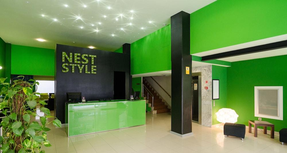 네스트 스타일 산티아고(Nest Style Santiago) Hotel Image 20 - Reception