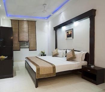 호텔 사르탁 팰리스(Hotel Sarthak Palace) Hotel Image 6 - Guestroom