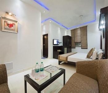 호텔 사르탁 팰리스(Hotel Sarthak Palace) Hotel Image 10 - Guestroom