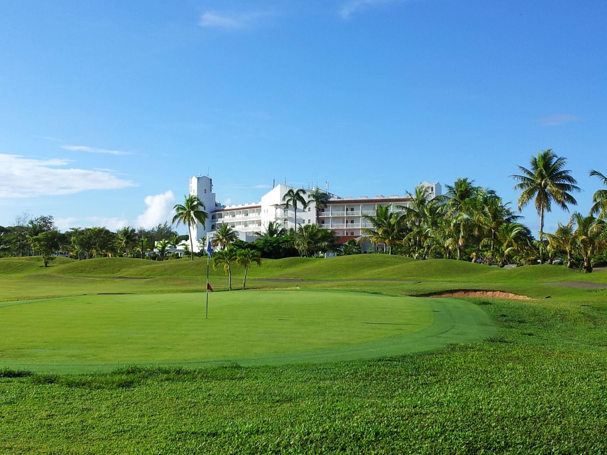 Starts Guam Resort Hotel,