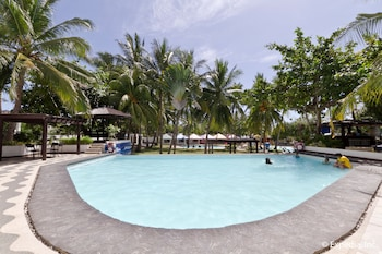 EGI Resort and Hotel Mactan Outdoor Pool
