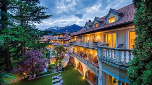 . Villa Eden - The Leading Park Retreat