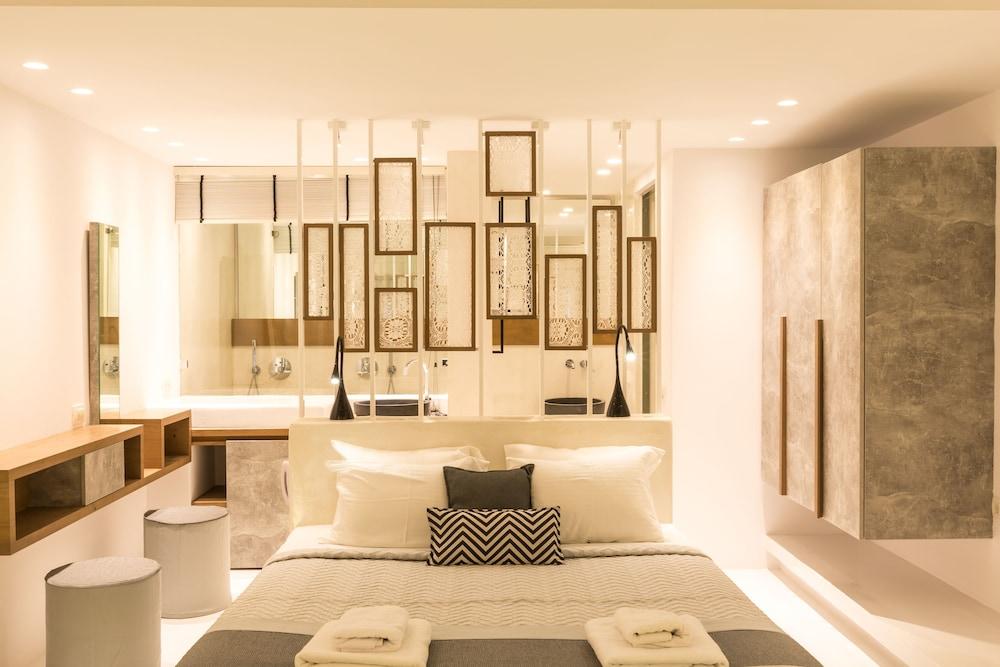 오이아 스위트(Oia Suites) Hotel Image 11 - Guestroom