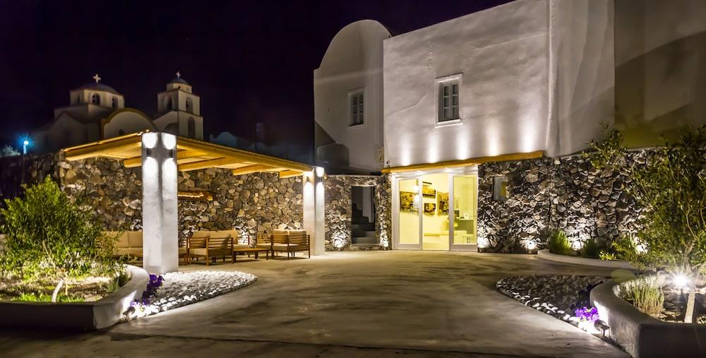 오이아 스위트(Oia Suites) Hotel Image 43 - Reception