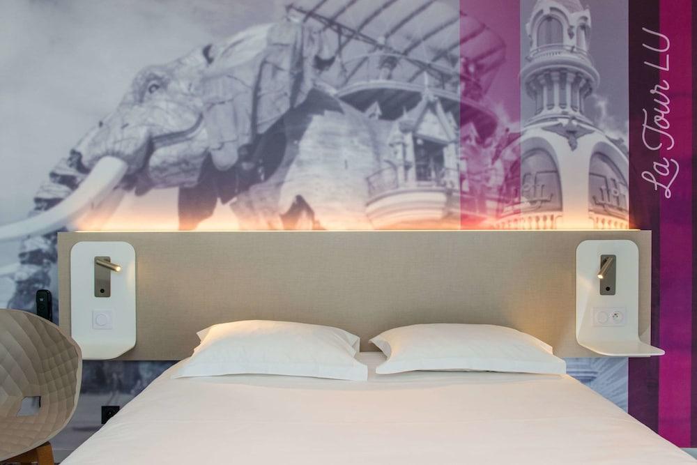 브릿 호텔 낭트 비그누 - 라틀란텔(Brit Hotel Nantes Vigneux - L'Atlantel) Hotel Image 10 - Guestroom