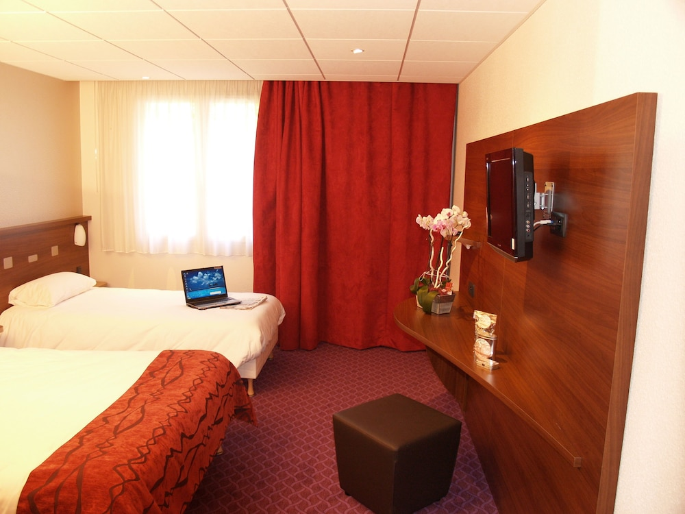 브릿 호텔 낭트 비그누 - 라틀란텔(Brit Hotel Nantes Vigneux - L'Atlantel) Hotel Image 40 - Guestroom