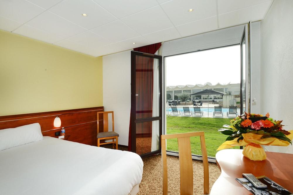 브릿 호텔 낭트 비그누 - 라틀란텔(Brit Hotel Nantes Vigneux - L'Atlantel) Hotel Image 7 - Guestroom