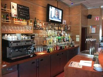 브릿 호텔 낭트 비그누 - 라틀란텔(Brit Hotel Nantes Vigneux - L'Atlantel) Hotel Image 54 - Hotel Bar