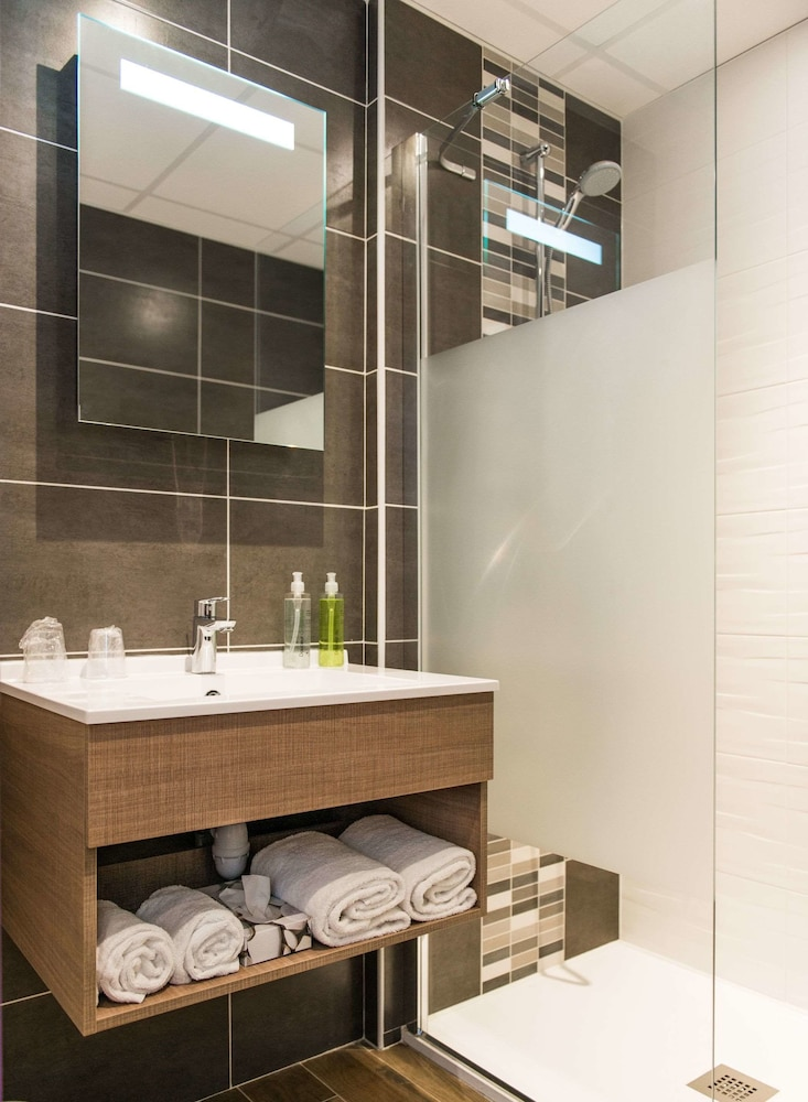 브릿 호텔 낭트 비그누 - 라틀란텔(Brit Hotel Nantes Vigneux - L'Atlantel) Hotel Image 17 - Guestroom