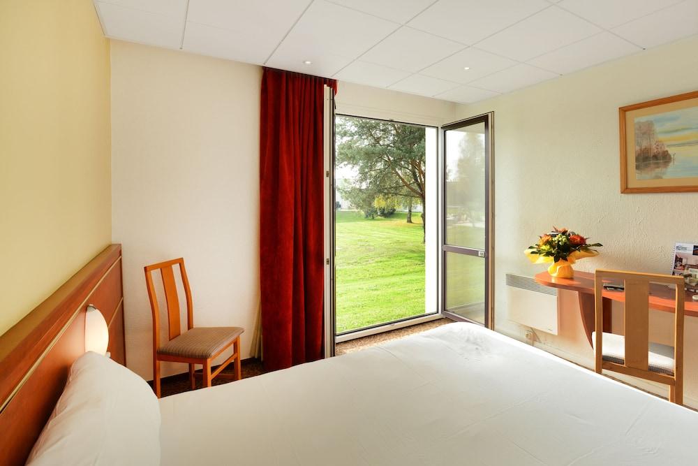 브릿 호텔 낭트 비그누 - 라틀란텔(Brit Hotel Nantes Vigneux - L'Atlantel) Hotel Image 6 - Guestroom