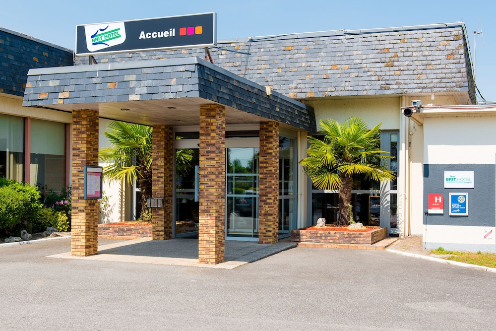 브릿 호텔 낭트 비그누 - 라틀란텔(Brit Hotel Nantes Vigneux - L'Atlantel) Hotel Image 65 - Hotel Entrance