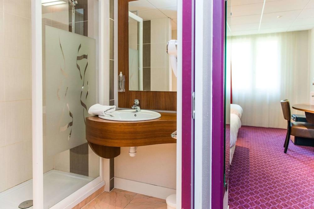 브릿 호텔 낭트 비그누 - 라틀란텔(Brit Hotel Nantes Vigneux - L'Atlantel) Hotel Image 25 - Guestroom