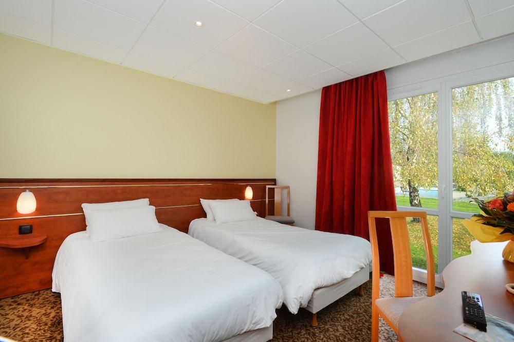 브릿 호텔 낭트 비그누 - 라틀란텔(Brit Hotel Nantes Vigneux - L'Atlantel) Hotel Image 5 - Guestroom