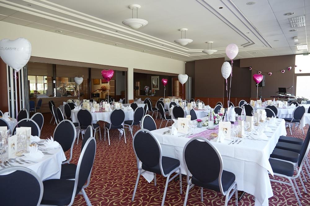 브릿 호텔 낭트 비그누 - 라틀란텔(Brit Hotel Nantes Vigneux - L'Atlantel) Hotel Image 58 - Reception Hall