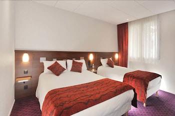 브릿 호텔 낭트 비그누 - 라틀란텔(Brit Hotel Nantes Vigneux - L'Atlantel) Hotel Image 31 - Guestroom