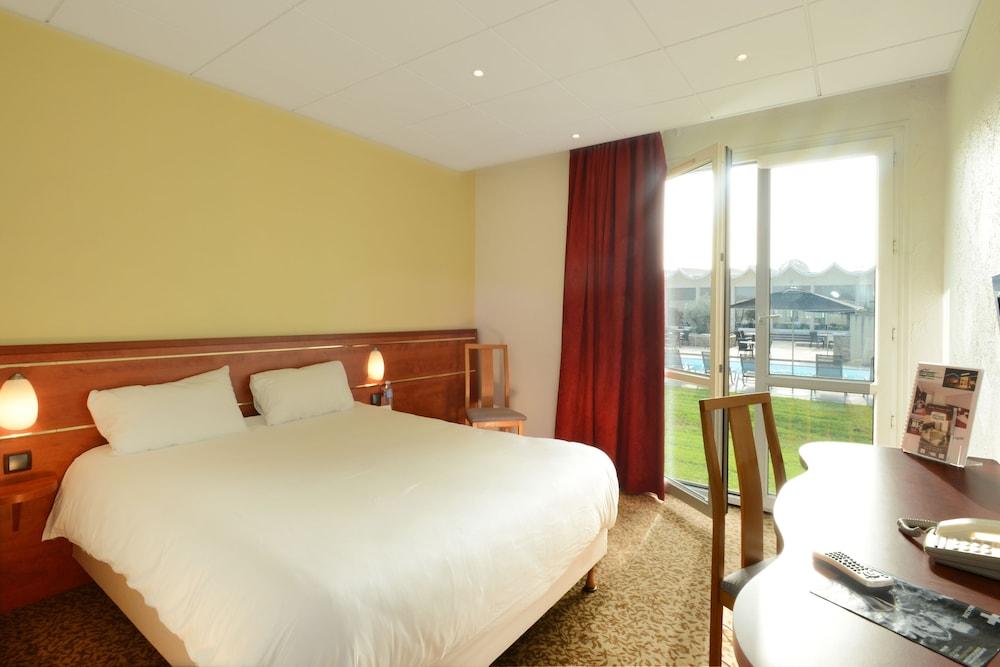 브릿 호텔 낭트 비그누 - 라틀란텔(Brit Hotel Nantes Vigneux - L'Atlantel) Hotel Image 4 - Guestroom