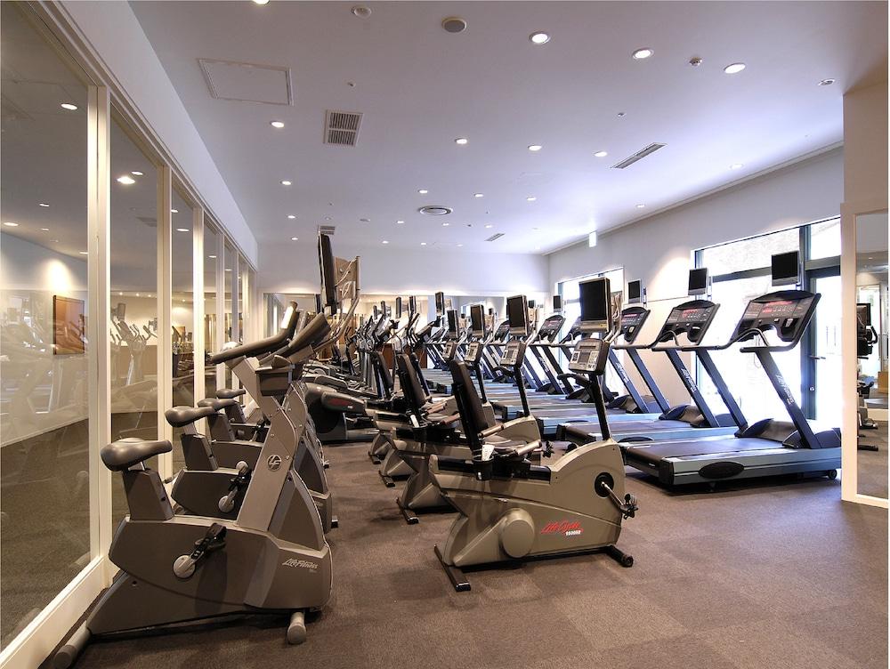 로얄 오크 호텔 스파 & 가든(Royal Oak Hotel Spa & Gardens) Hotel Image 18 - Gym
