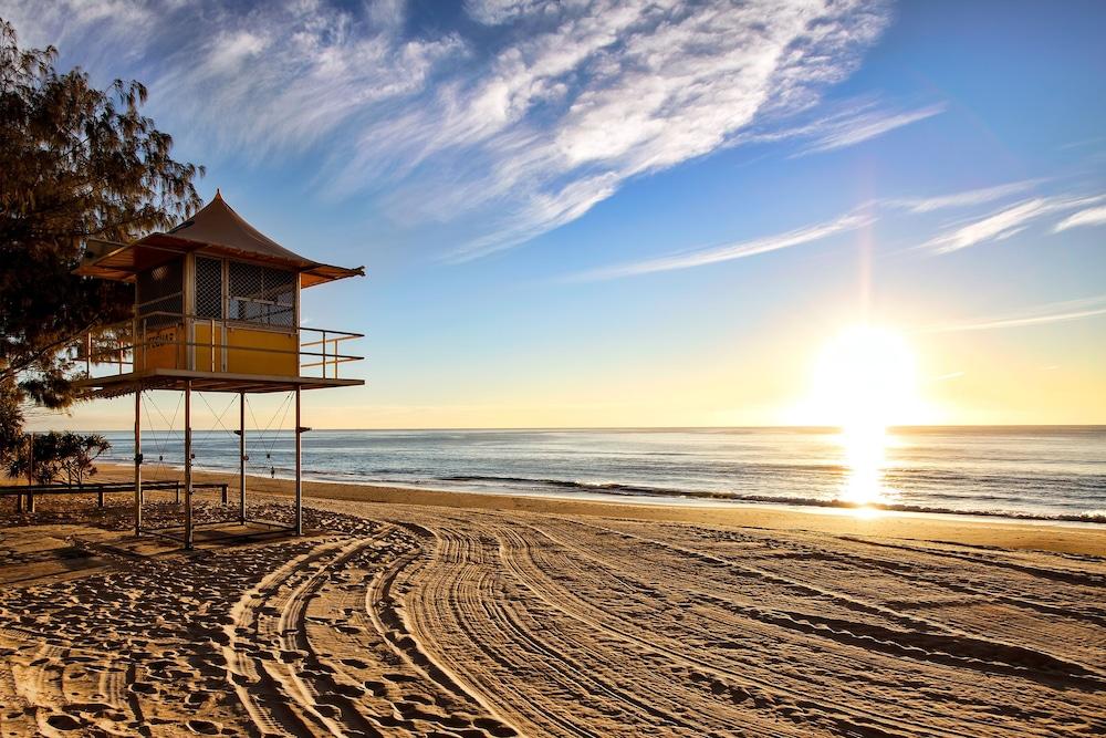 시크레스트 비치프런트 홀리데이 아파트먼츠(Seacrest Beachfront Holiday Apartments) Hotel Image 35 - Beach