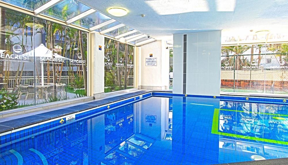 시크레스트 비치프런트 홀리데이 아파트먼츠(Seacrest Beachfront Holiday Apartments) Hotel Image 21 - Indoor Pool
