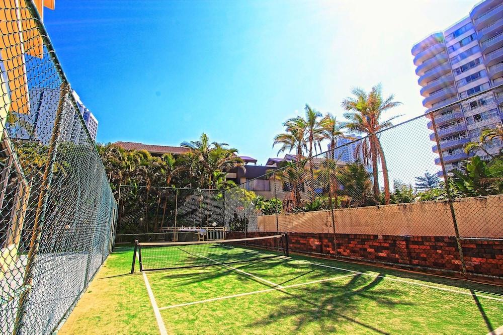 시크레스트 비치프런트 홀리데이 아파트먼츠(Seacrest Beachfront Holiday Apartments) Hotel Image 48 - Fitness Facility