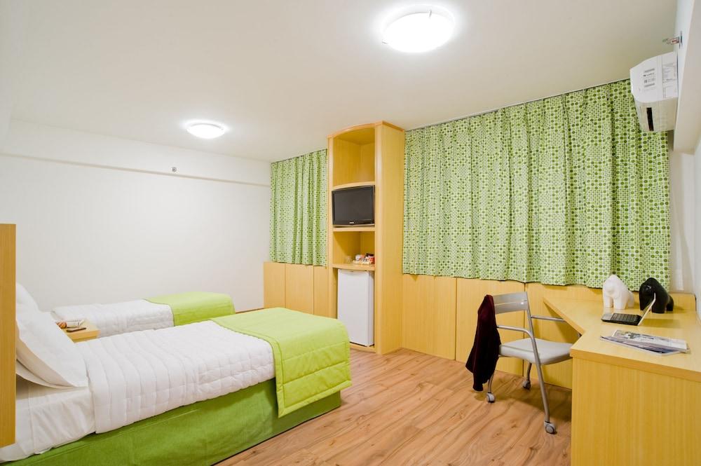슬라비에로 슬림 콘곤하스(Slaviero Slim Congonhas) Hotel Image 4 - Guestroom