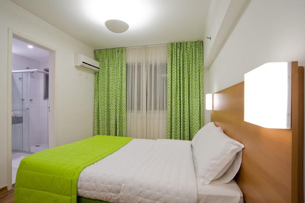 슬라비에로 슬림 콘곤하스(Slaviero Slim Congonhas) Hotel Image 5 - Guestroom