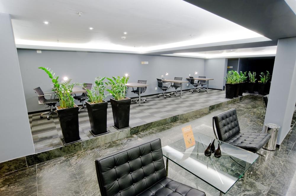 슬라비에로 슬림 콘곤하스(Slaviero Slim Congonhas) Hotel Image 42 - Meeting Facility