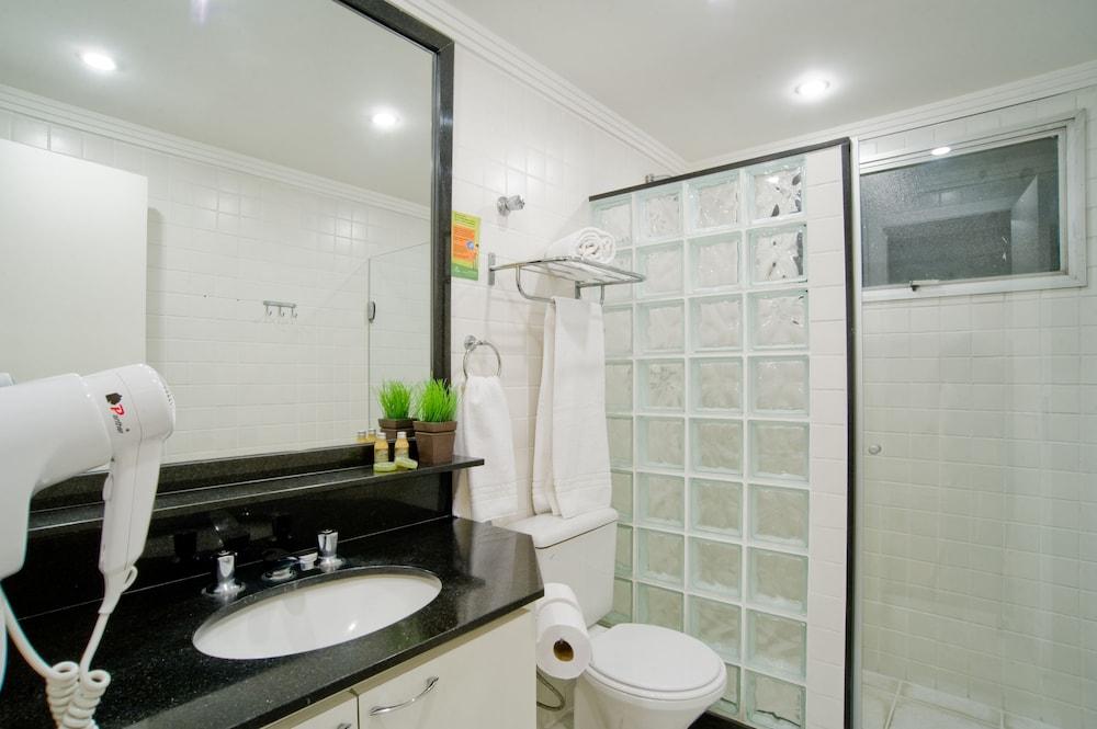 슬라비에로 슬림 콘곤하스(Slaviero Slim Congonhas) Hotel Image 26 - Bathroom