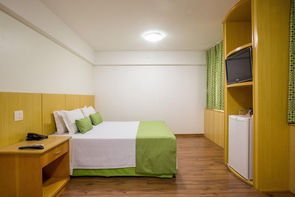 슬라비에로 슬림 콘곤하스(Slaviero Slim Congonhas) Hotel Image 19 - Guestroom