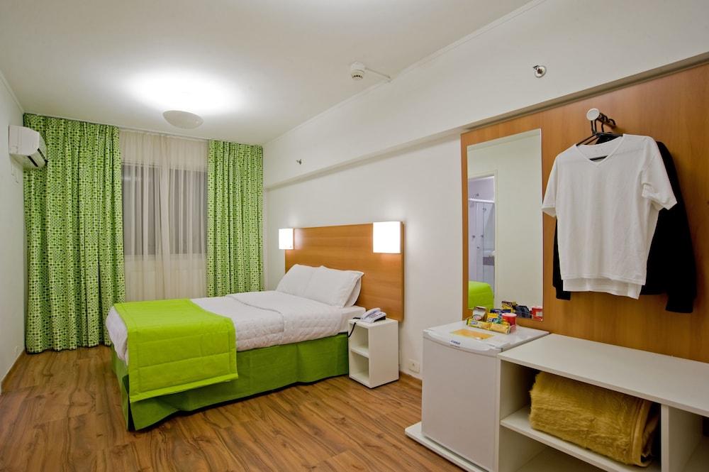 슬라비에로 슬림 콘곤하스(Slaviero Slim Congonhas) Hotel Image 6 - Guestroom