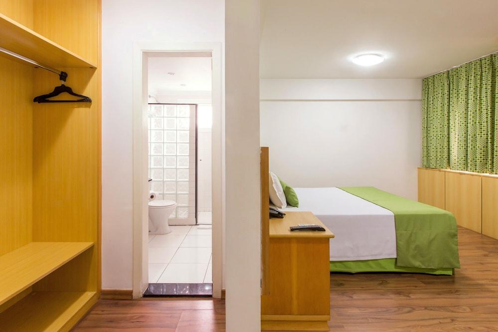 슬라비에로 슬림 콘곤하스(Slaviero Slim Congonhas) Hotel Image 20 - Guestroom