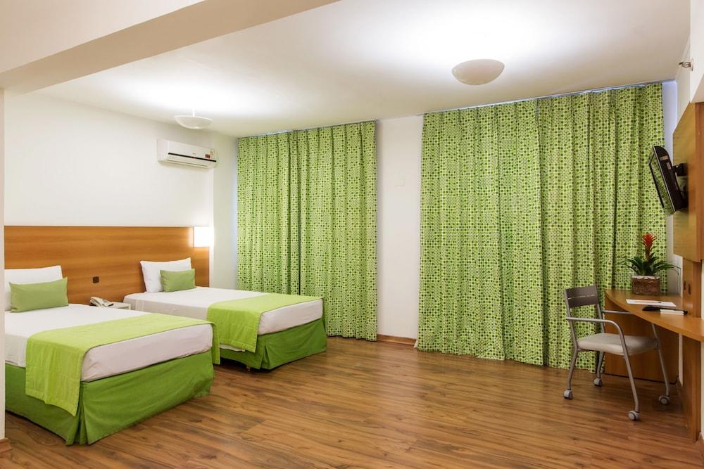 슬라비에로 슬림 콘곤하스(Slaviero Slim Congonhas) Hotel Image 15 - Guestroom