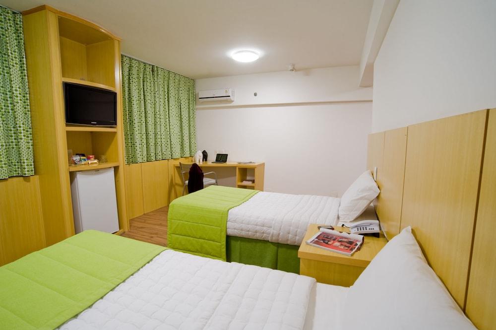 슬라비에로 슬림 콘곤하스(Slaviero Slim Congonhas) Hotel Image 7 - Guestroom