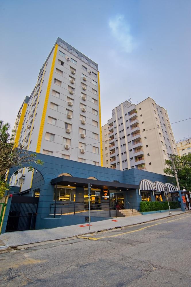 슬라비에로 슬림 콘곤하스(Slaviero Slim Congonhas) Hotel Image 46 - Hotel Front