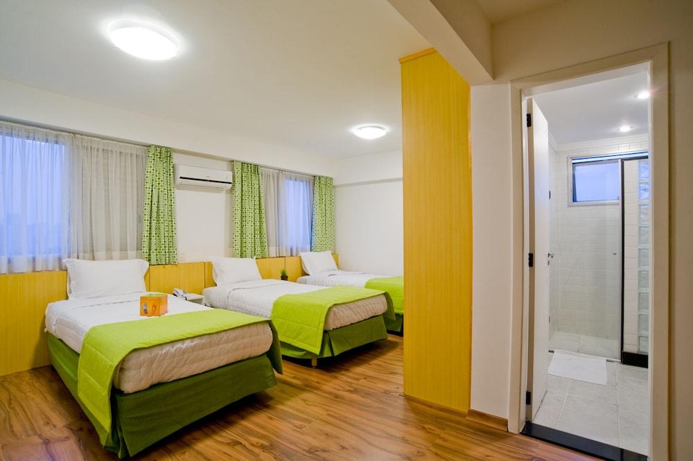 슬라비에로 슬림 콘곤하스(Slaviero Slim Congonhas) Hotel Image 13 - Guestroom