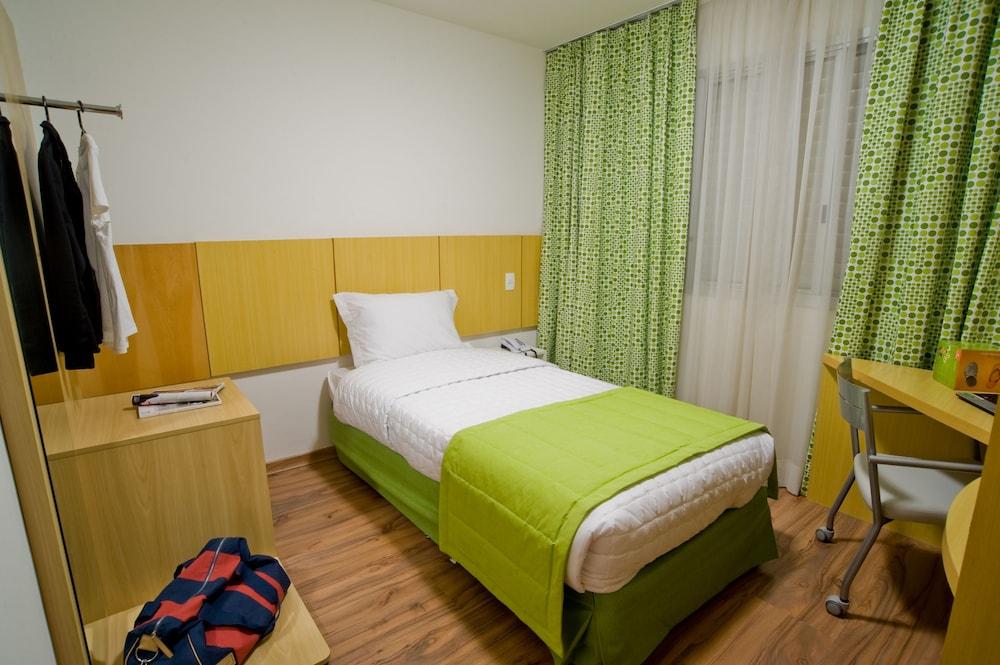 슬라비에로 슬림 콘곤하스(Slaviero Slim Congonhas) Hotel Image 8 - Guestroom