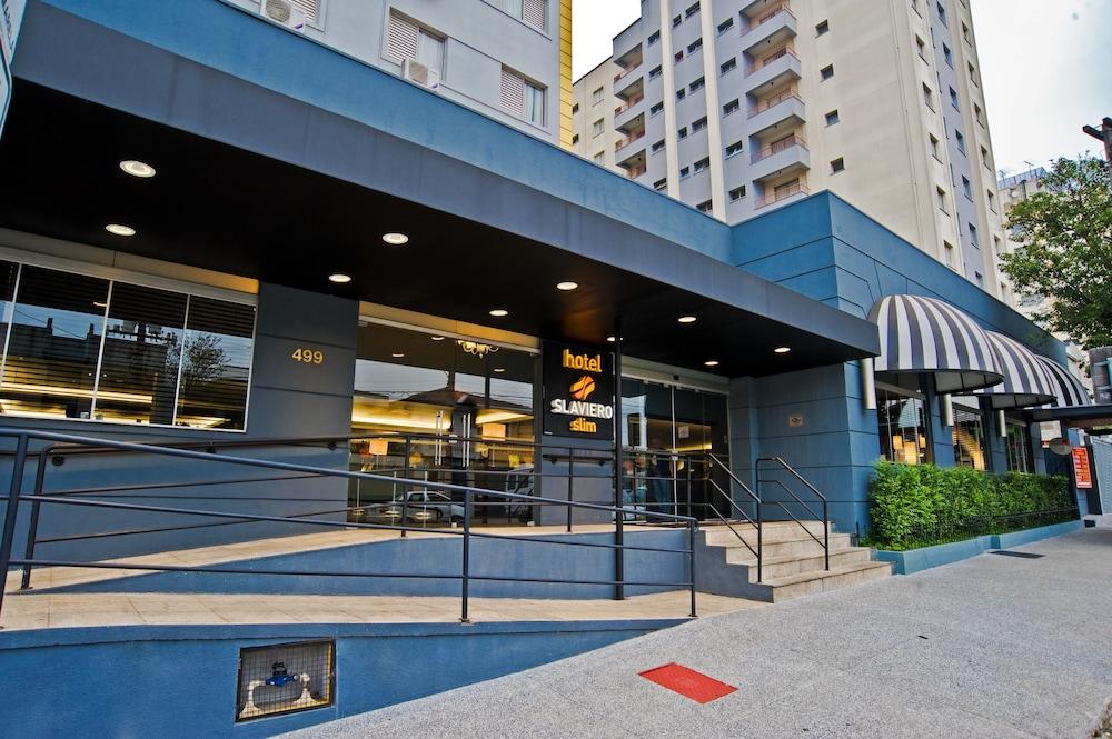 슬라비에로 슬림 콘곤하스(Slaviero Slim Congonhas) Hotel Image 47 - Hotel Front