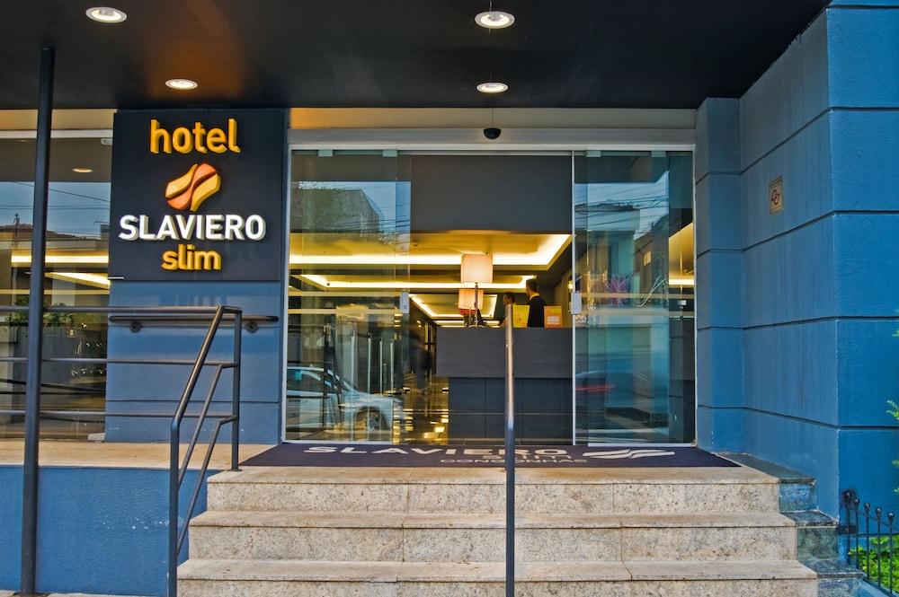 슬라비에로 슬림 콘곤하스(Slaviero Slim Congonhas) Hotel Image 1 - Porch