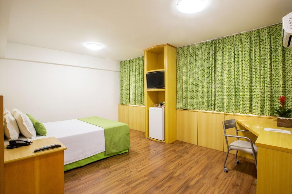 슬라비에로 슬림 콘곤하스(Slaviero Slim Congonhas) Hotel Image 21 - Guestroom