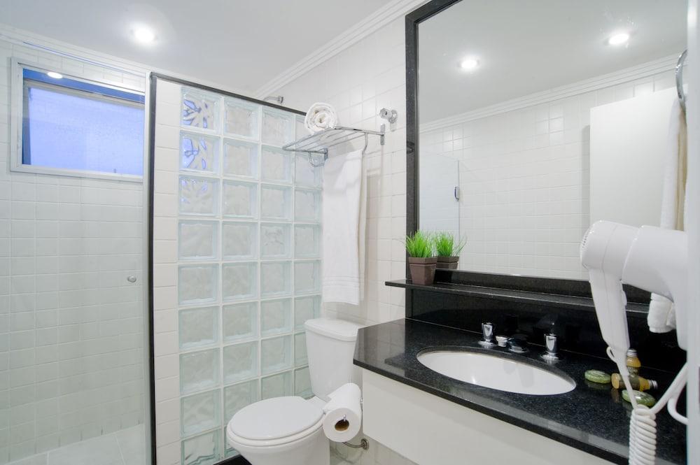 슬라비에로 슬림 콘곤하스(Slaviero Slim Congonhas) Hotel Image 30 - Bathroom