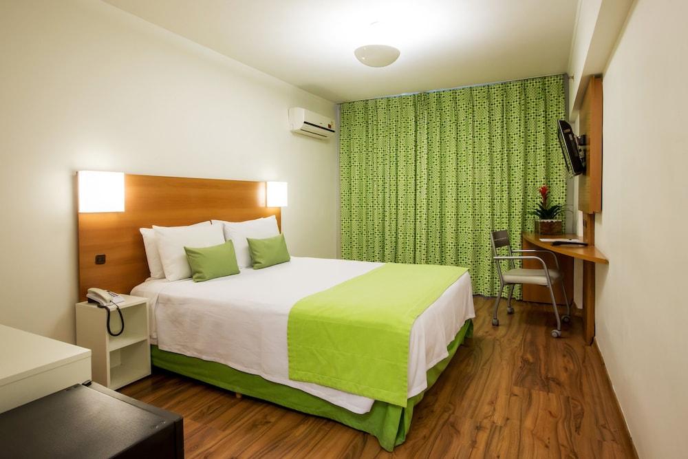 슬라비에로 슬림 콘곤하스(Slaviero Slim Congonhas) Hotel Image 22 - Guestroom