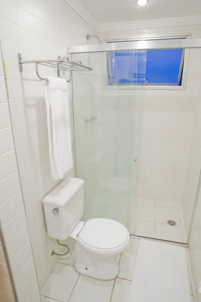 슬라비에로 슬림 콘곤하스(Slaviero Slim Congonhas) Hotel Image 28 - Bathroom